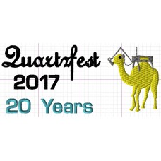 Quartzfest 2017 - 20th Anniversity
