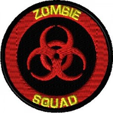 Zombie Squad Patch